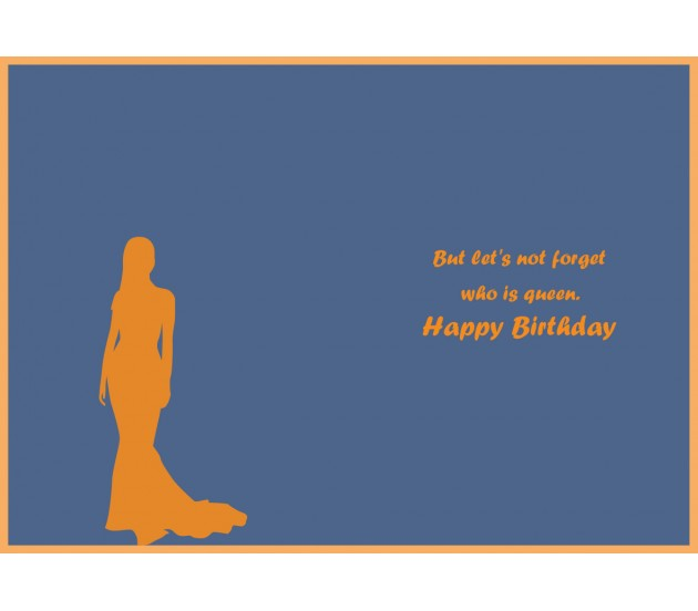 Make Your Husband The Kind Funny Birthday Card