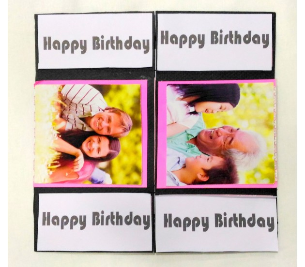 Personalized Never Ending Greeting Card 01
