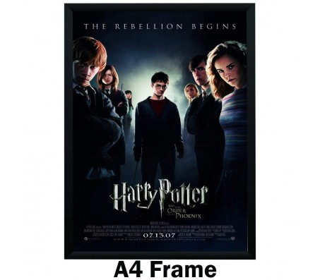 Harry Potter and Order of the Phoenix Movie Poster By Happy GiftMart Licensed by WB