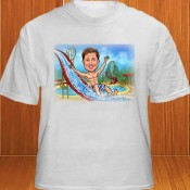 Caricature T Shirt For Him
