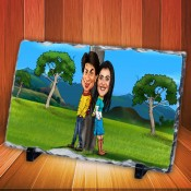 Caricature Rocks For Couples