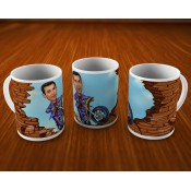 Caricature Mugs For Him
