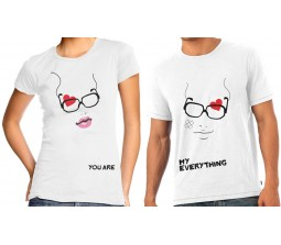 My Everything Couple T-Shirts Specs Design