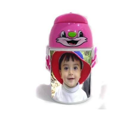 Personalized Kids Sipper Water Bottle
