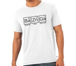 Big Bang Therory Bazinga T - Shirt