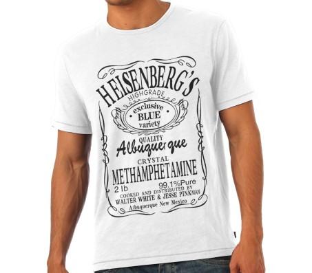 Breaking Bad Heisenberg HighGrade Methampetamine T-Shirt