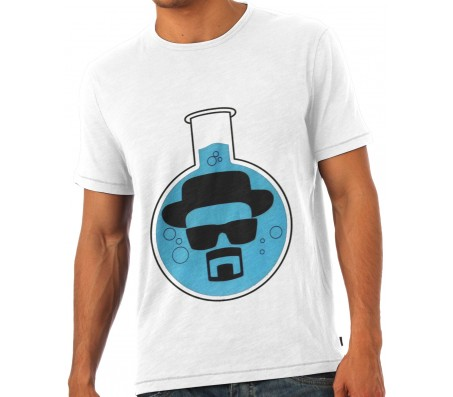 Breaking Bad Heisenberg Meth T-Shirt