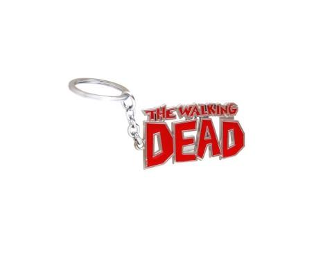 Happy GiftMart High Quality Metal The Walking Dead Keychain