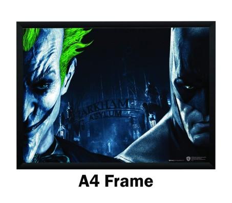 Batman Arkham Asylum Joker Poster by Happy GiftMart  Licensed by WB
