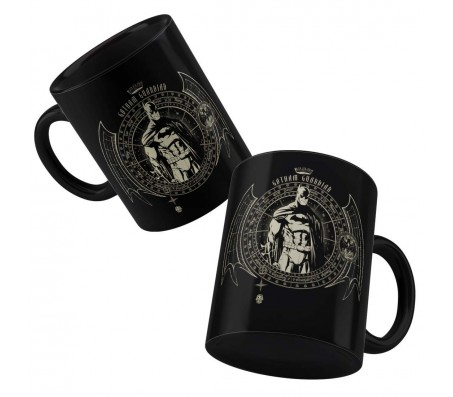 Batman Gotham Guardian Coffee Black Mug Licensed By WB