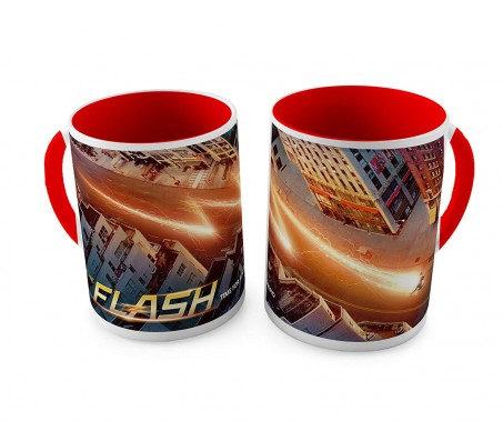 Flash Lightning Preview Coffee Mug Licensed By WB