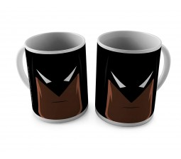 Batman Minimal Design Coffee Mug Perfect Gift Option For Batman Lovers. Birthday Gift Idea Licensed By WB