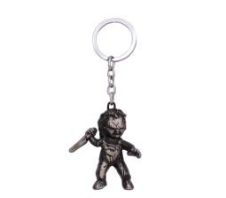 Chucky Keychain Metal