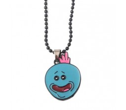 Meeseeks Pendant Necklace from Rick and Morty