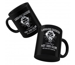 WB's Official Licensed Laughing Gassers Joker Hot Rod Club Coffee Mug
