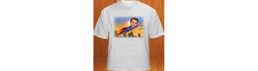 Caricature T Shirt