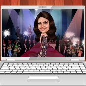 Digital Caricature For Her