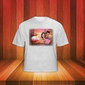 Caricature T Shirt For Couples